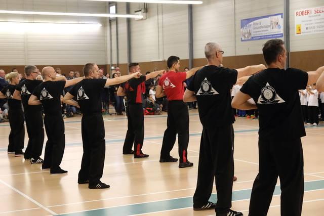 SGU Kampfkunstschulen - Weihnachtsfeier 2015
