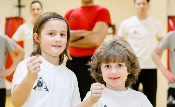 Neu in Grevenbroich – SGU Wing Tsun für Kinder
