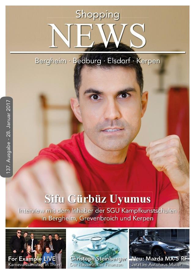 Sifu Gürbüz Uyumus im Interview