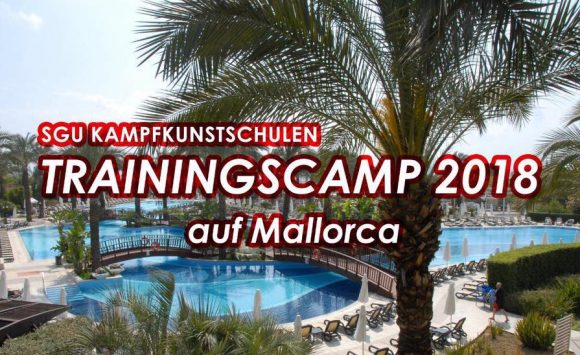 Sommer, Sonne, Training… SGU CAMP 2018 auf Mallorca