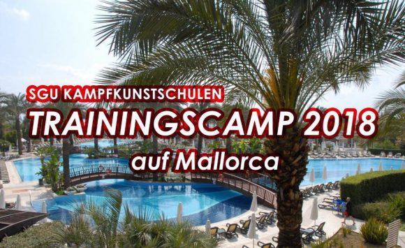 Sommer, Sonne, Training… SGU CAMP 2018 auf Mallorca
